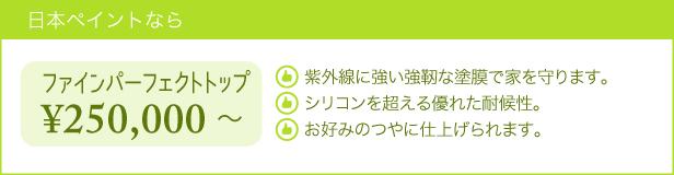 日本ペイント屋根塗装の場合